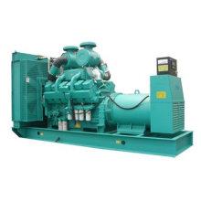 750kVA 600kW Gerador Diesel De Alta Tensão 6300V 10500V 11000V