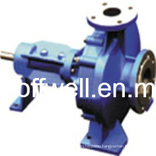 RY Centrifugal Air-Cooled Hot Thermal Oil Pump