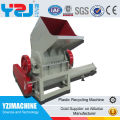 YZJ factory supply 180 electric heating Plastic plastic recycling machine
