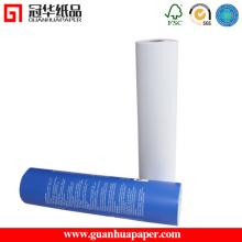ISO-Qualität und tiefes Bild Thermisches Faxpapier