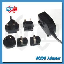 Коммутатор розетки для мануфактуры 24v 2.5a адаптер питания с штекером EU AU AU