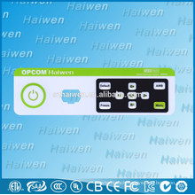 press buttons membrane switch panel