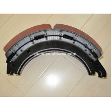 Heavy duty trailer brake shoes 4707
