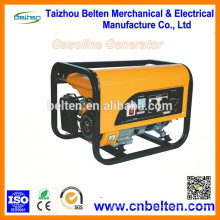 12V DC Portable Home Made Electrical Petrol Gasoline Generator 220V