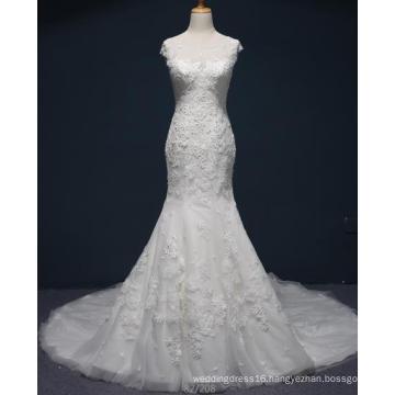 Custom Made Mermaid Wedding Bridal Dress