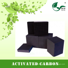 Alibaba best sellers supply round,cube shape honeycomb activated carbon