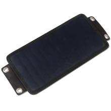 Chargeur d'énergie solaire peu coûteux Chargeur de panneau solaire portable portable de 6.5 watts