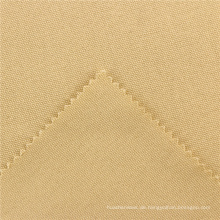 Online Shop China Outdoor Printing Breathable 310GSM beige reine Farbe Canvas Stoff