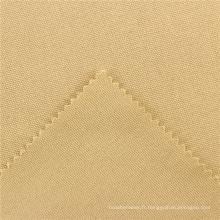 Magasin en ligne Chine Impression extérieure Impressionable 310GSM beige Pure Color Canvas Tissu