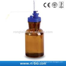 RONGTAI Dispensador de inyección de vidrio ajustable plástico 1-10ml