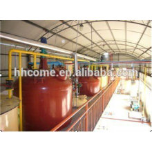Used cooking oil, crude oil, vehicle oil recycle machine Biodiesel production machine