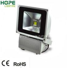 2015 venta caliente de alta calidad 10W 20W 30W 50W 70W 100W LED luz de inundación