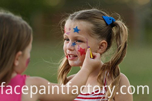 face paint crayon 1