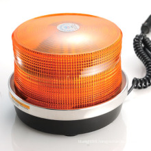 LED Oblate Light Warning Police School Medical Beacon (HL-215 AMBER)