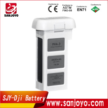 PK Original Dji Phantom 3 batería para Professional / Advance / Standard 15.2V 4500mAh Battery para Dji Phantom 3
