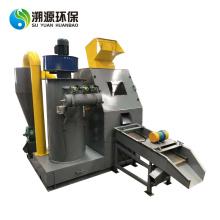 Máquina separadora de granulador de cabo de fio de cobre