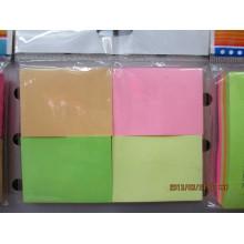 Grossiste de cadeaux promotionnels Adhésif auto-adhésif Notes Notes