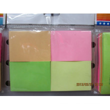 Color Printing Post-Note Memo Pad Sticky
