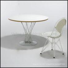 Modern Hotel Dining Furniture Set Isamu Noguchi Table (SP-CT584)