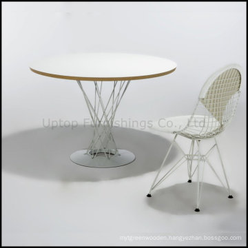 Modern Hotel Dining Furniture Set Isamu Noguchi Table (SP-CT584)