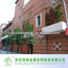Painéis de malha de parede verde X-Tend