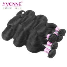Venta al por mayor Body Wave Brazilian Virgin Hair Weave