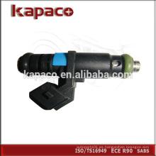Calidad de piezas de motor nuevo coche inyector de combustible original 7235S00019 / 39-024 para FORD