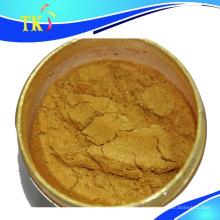 poudre de bronze à l'or pâle à base d'eau