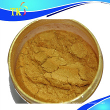 water based pale gold bronze powder