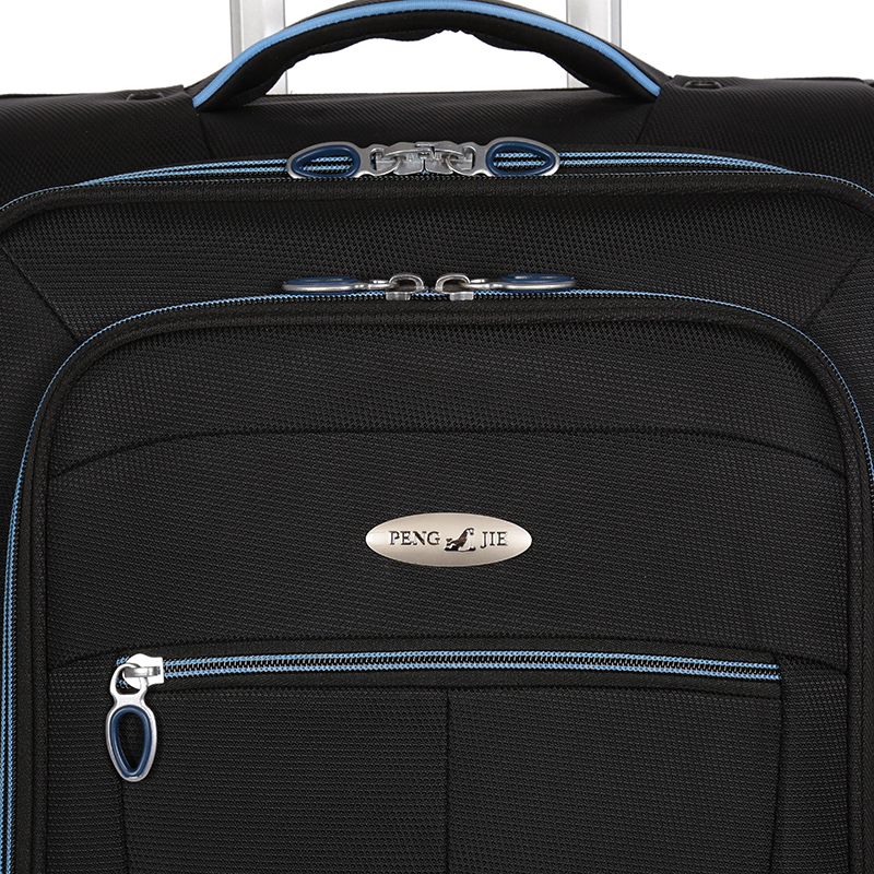 Fabric Polyester travel luggage