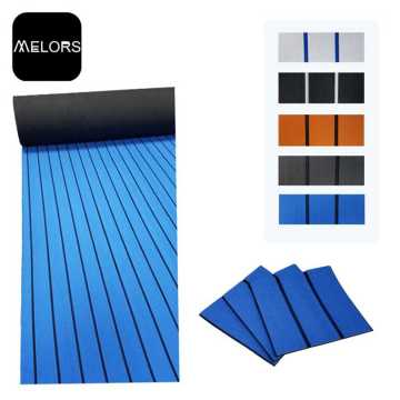 Melors Non-Slip Synthetic Teak Flooring Boat Decking Sheet