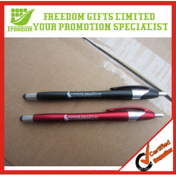 Rubber Tip Branded Touch Screen Stylus Pen For Smartphone