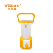 Alibaba en gros 60SMD solaire et USB rechargeable lanterne de camping
