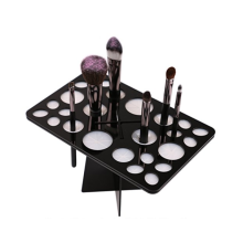 Makeup Brush Holder Air Drying Organizer Tools