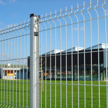 Security Welded Wire Mesh Fence Panel