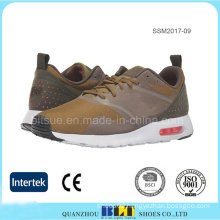 Men′s Sport Light Weight Flexible Athletic Mesh Shoes