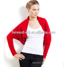 Женская мода кашемир трикотажные плечами