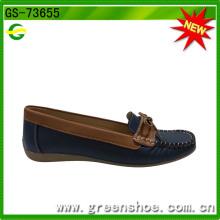 Zapatos elegantes al por mayor del calzado de la muchacha al por mayor