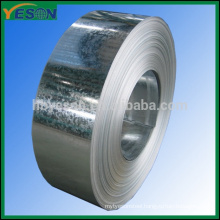 Q195 galvanized steel strip