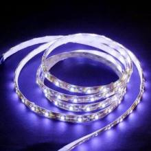 3528 Flexible strips with crystal epoxy waterproof (FLT01-3528W60D-8MM-12V-WE)