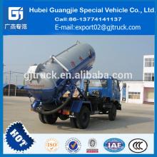 buena calidad 10000L Dongfeng 4 * 2 bomba de vacío camión de cisterna de succión fecal para la venta de buena calidad 10000L Dongfeng