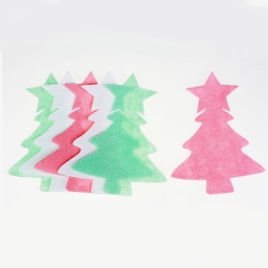 Tree Soft felt sheet for decoration