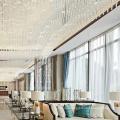 Wedding lighting customizable crystal chandelier