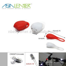 Asia Leader BT-4831 2 Led Cycling Bicycle Head Light
