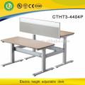 Elektrisch höhenverstellbarer Stehpult / Tischbein / Tischgestell aus Metall