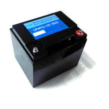 Lithium Ion Battery 12V 50ah for UPS and Solar Street Light