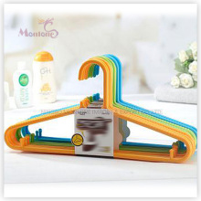 PP Plastic High Quality Clothes Hanger Set of 5 (38*19cm)