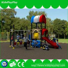 Equipamento exterior usado comercial do campo de jogos do parque de diversões para crianças