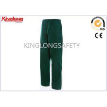 Green Hospital Uniforms Medical Workwear With 65% Polyester
