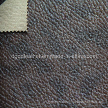 High Quality Breathable PU Furniture Leather (QDL-FB0035)